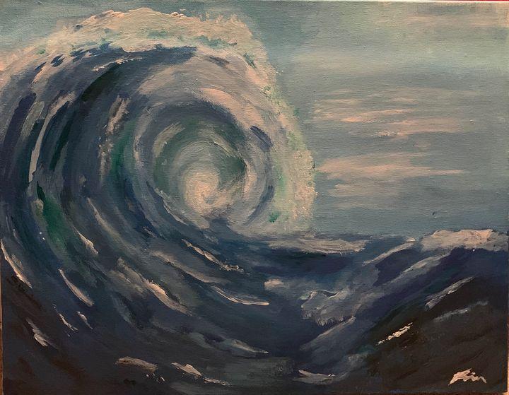 Waves (海浪) - Fiona Xie
