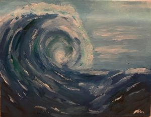 Waves (海浪)