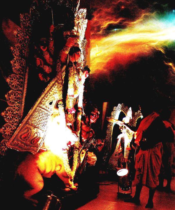 Ma Durga - Alchemy of desire