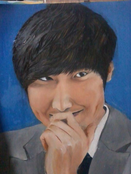 Lee Minho - @RG