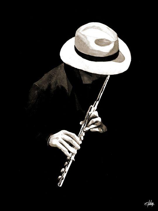Flute Samba - Ilustrismo
