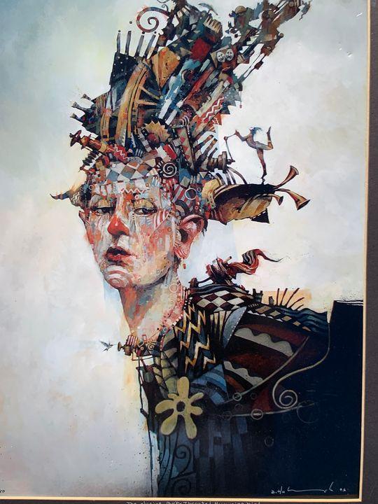 Creative mind - Creative mind artwork