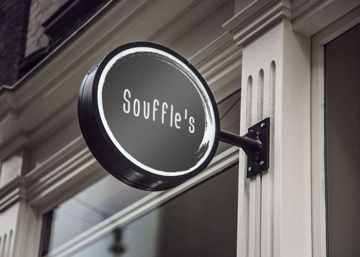 Souffle's Logo Artwork - iGallery