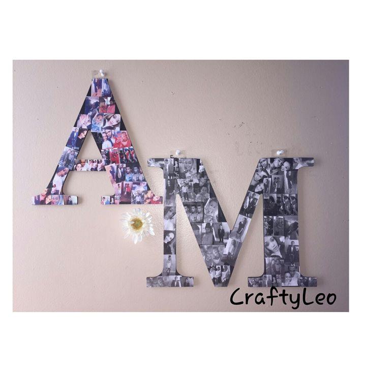 Alphabet with Pictures - CraftyLeo