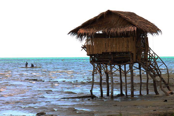 sea house - melvin manuel A jumadiao