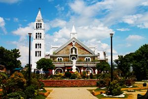 borongan church