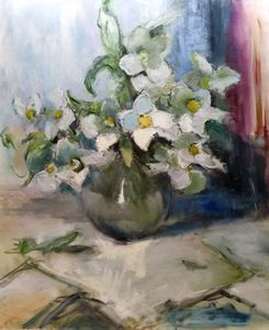 Flowers after Seago