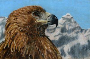 Golden Eagle - Art of Igor Papish   PapishBros.com