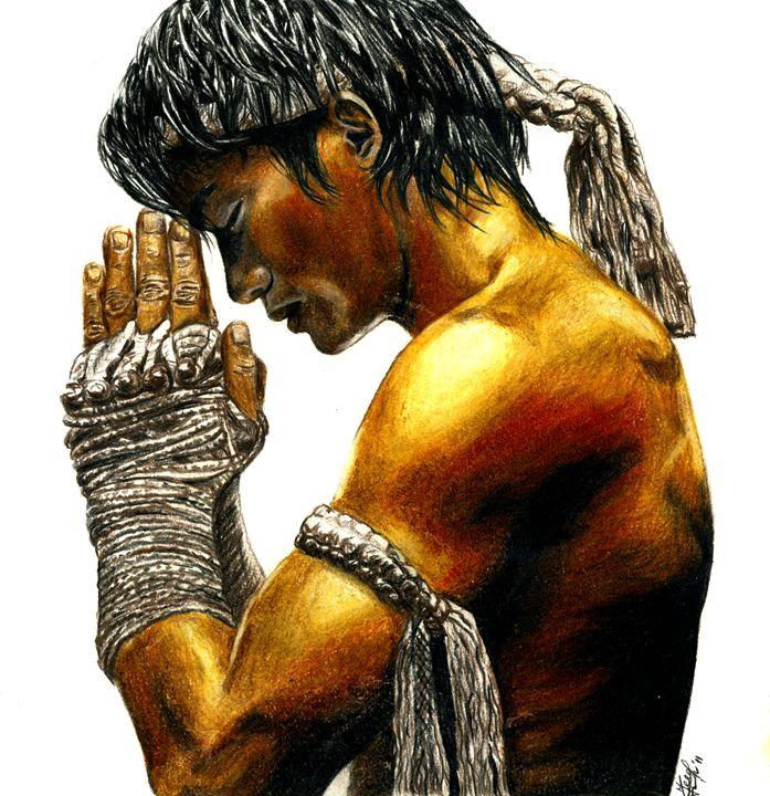 Muay Thai - Art of Igor Papish   PapishBros.com