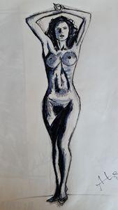 Big nude V