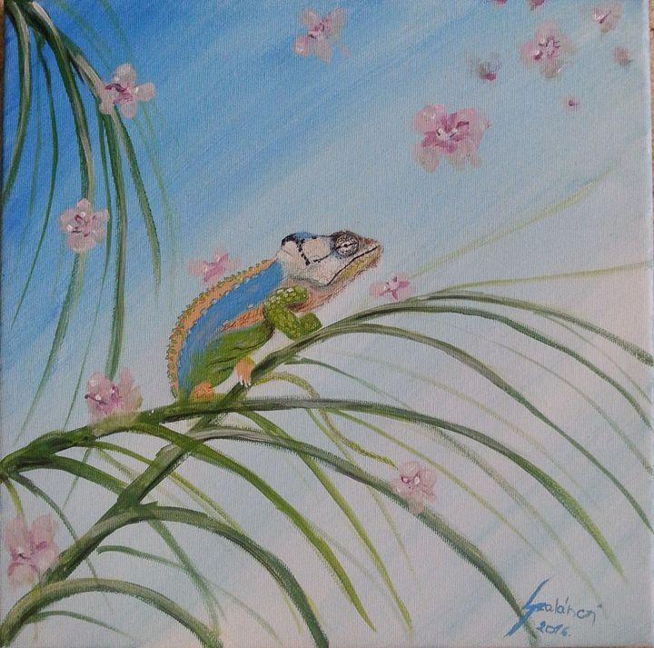 Chameleon - Szalanczi