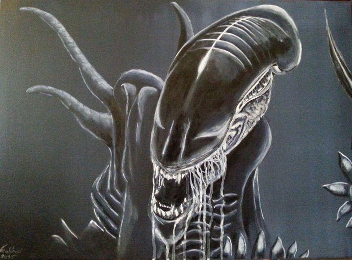 Alien - Szalanczi
