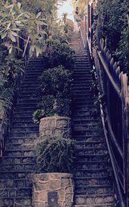 BEACHWOOD STAIRCASE