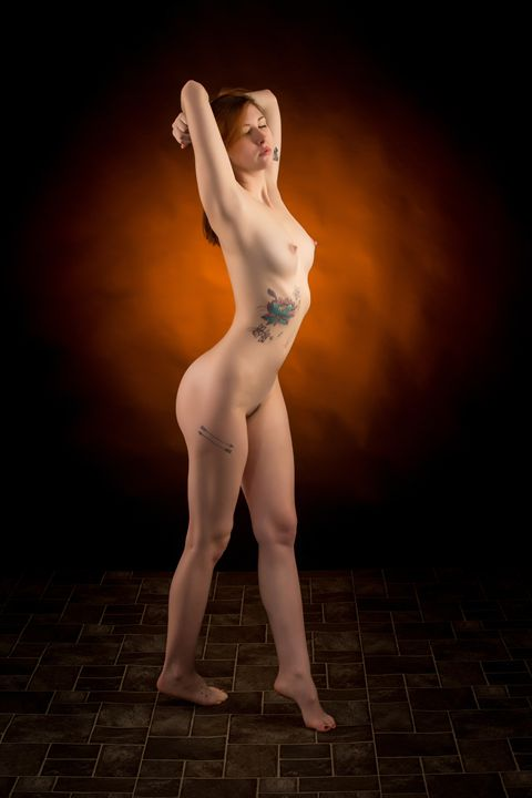 Nude Woman 1604.031 - K M Photography