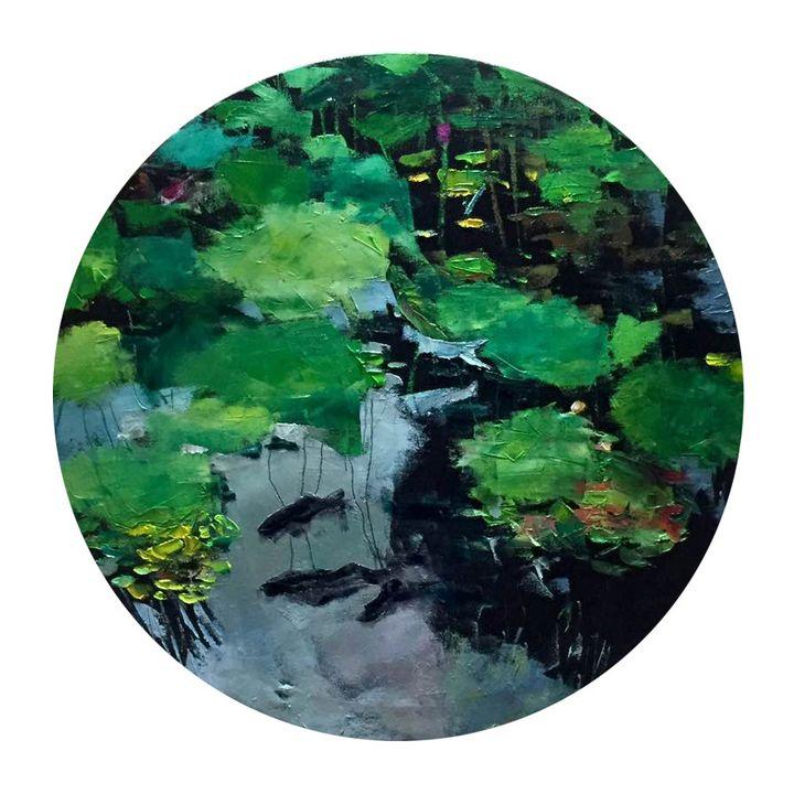 Lotus No. 7 - xuxiu's art world
