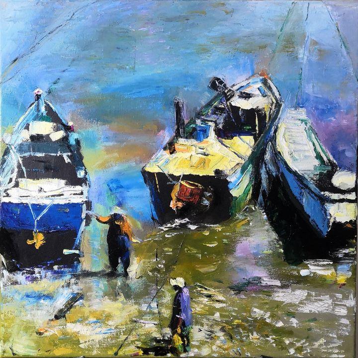 Noonday - xuxiu's art world