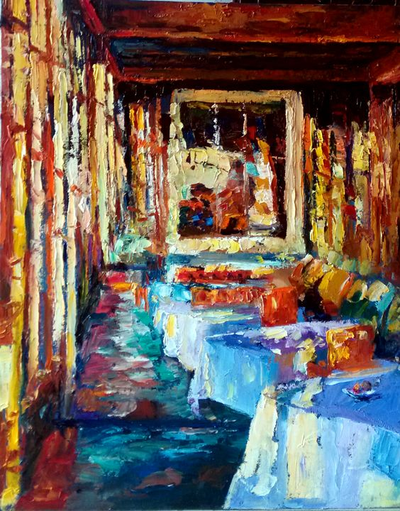 Restaurant - xuxiu's art world