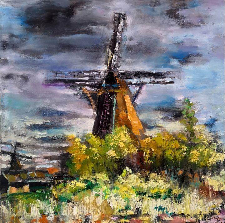Netherlands impression No.9 - xuxiu's art world