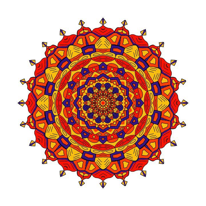 Mandala - TJ Mandala