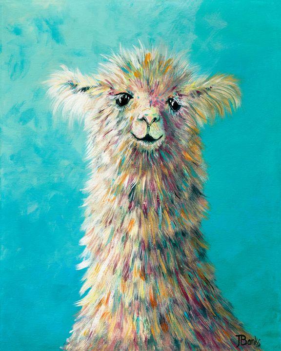 Llama - JB Creative