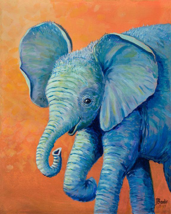 Elephant - JB Creative