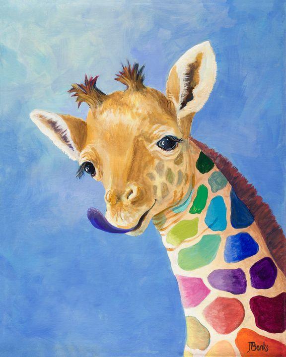 Giraffe - JB Creative