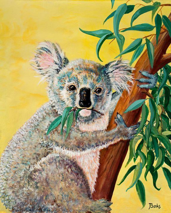 Koala Bear - JB Creative