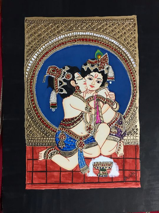 Krishna Balram - A.R.M.S.  Creations