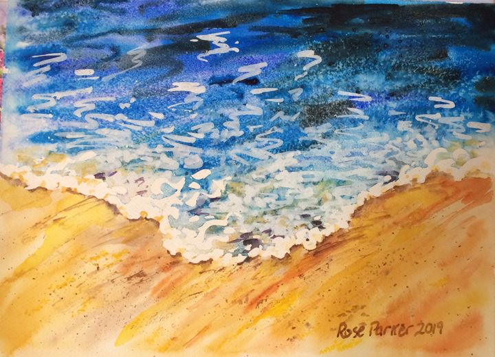 Mojacar wave 1 - Rose Parker