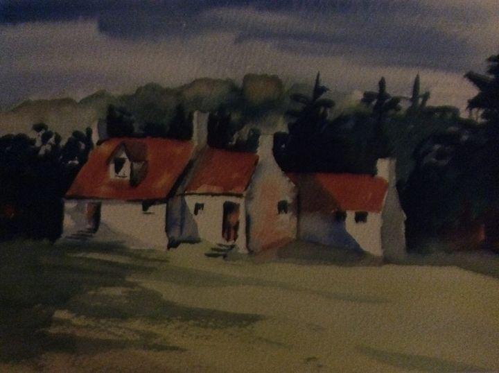 Spanish farmhouse - Rose Parker