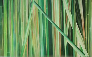 Lost in a Bamboo Forest - Sukhi M.