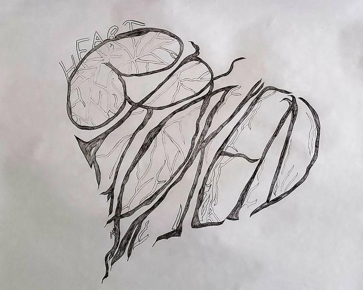Pain - Lucky Charmz Art Studio