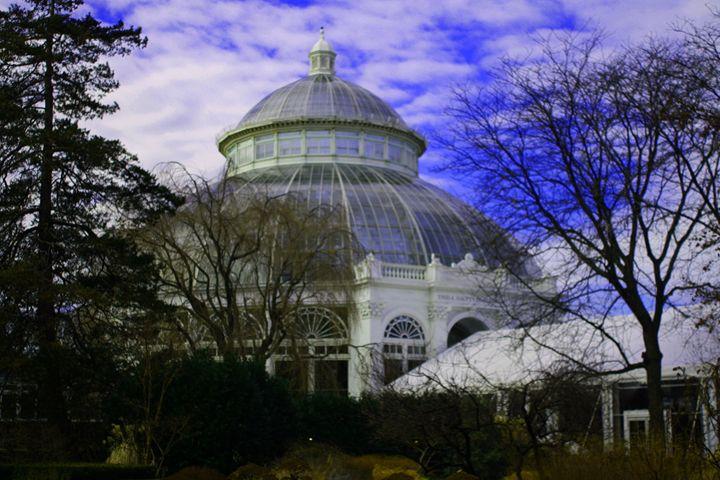 NY Botanical Guarden - Mike flynn