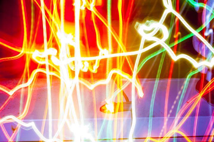 Dancing Light - Mike flynn