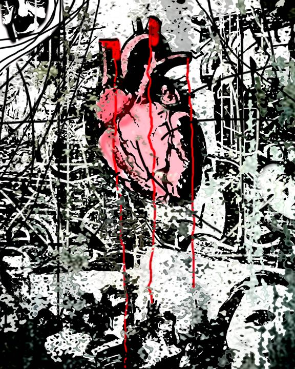 Dying Heart - Mike flynn