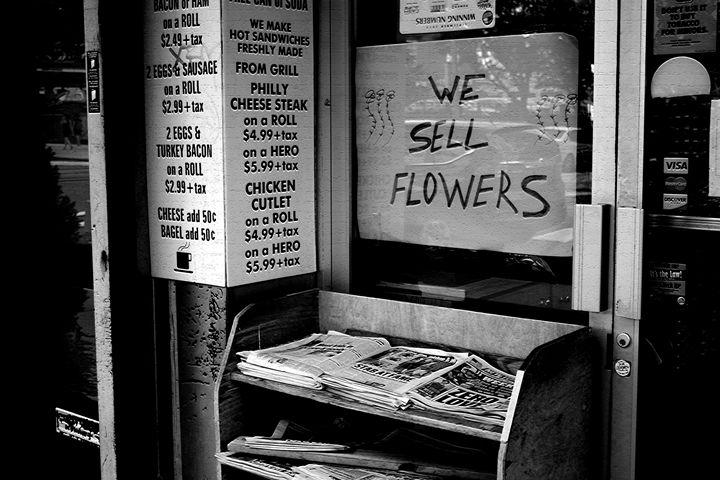 We Sell Flowers - Mike flynn
