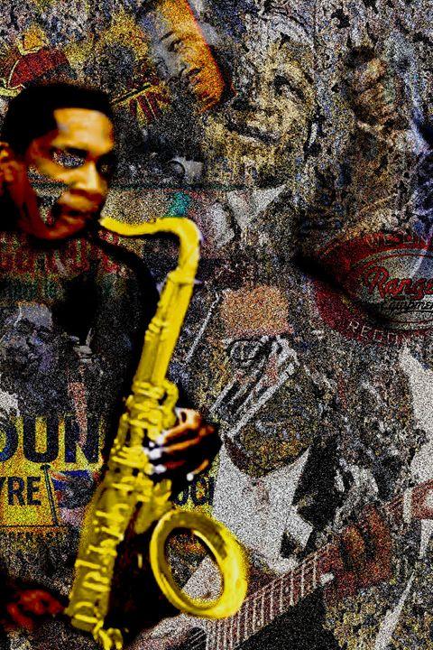 JazzyE - Mike flynn