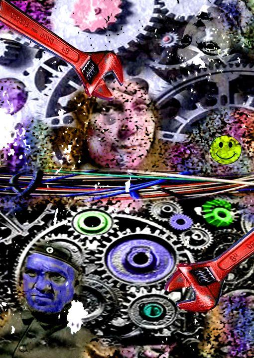Machinehead - Mike flynn