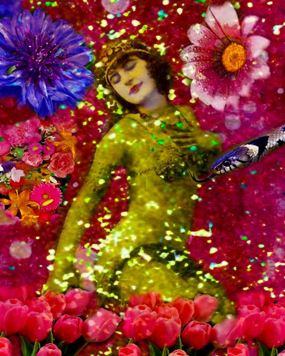 Garden Princess - Mike flynn