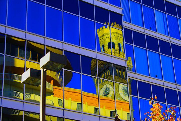 Baltimore Reflection - Mike flynn