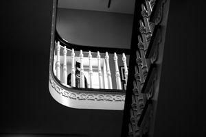 The Stairway (Geppi Museum) - Mike flynn