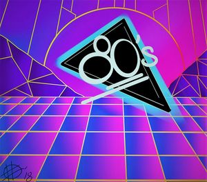 The high of the 80's