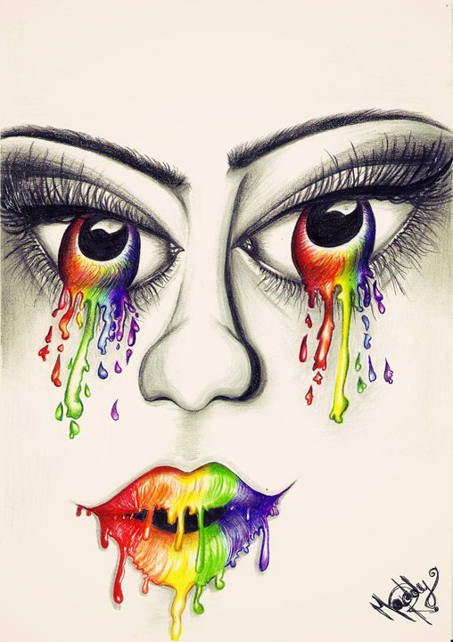 The Rainbow Tears - Maddy Rusu