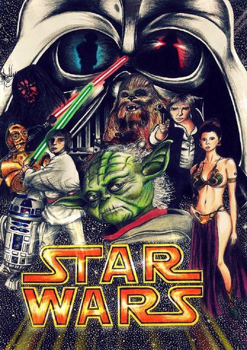 Star Wars Tribute - Maddy Rusu