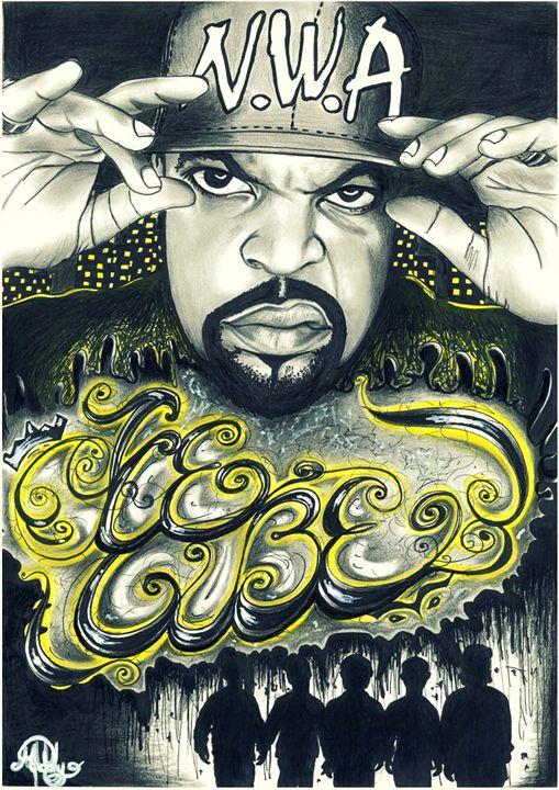 Ice Cube - Maddy Rusu