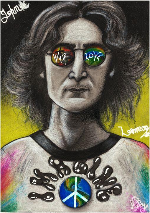 John Lennon - Maddy Rusu