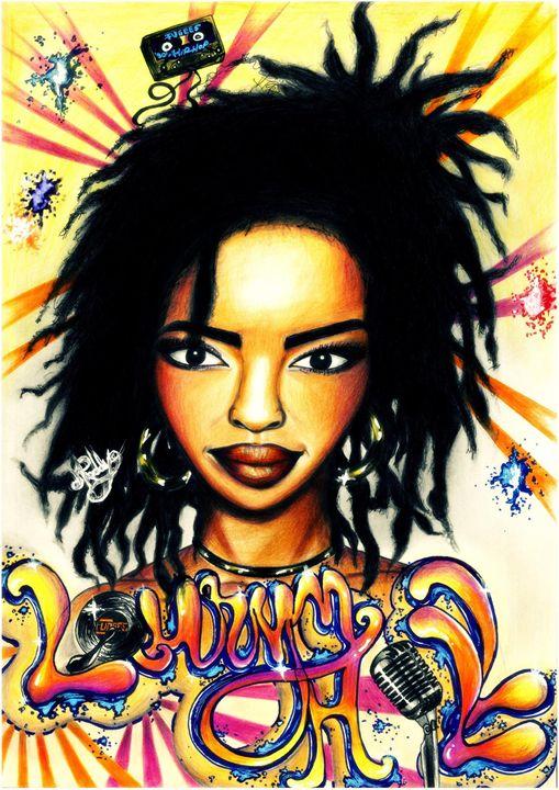 Ms. Lauryn Hill - Maddy Rusu
