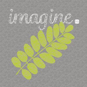 Fall leaf series #2 - Imagine