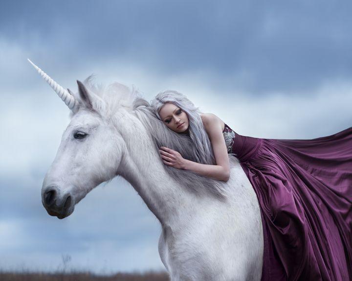 unicorn - Yana Bobrykova