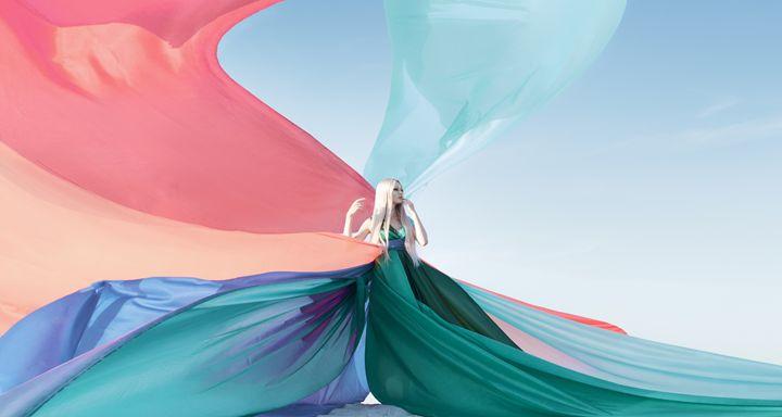 wind - Yana Bobrykova